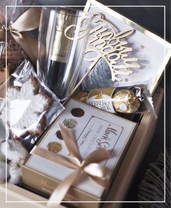 Новогодние подарочные наборы